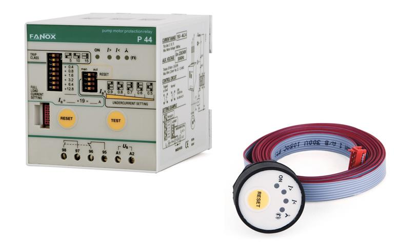 Pump Protection Relays products