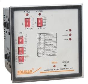 Dip Switch Over Current Relay products